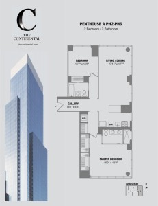 Penthouse A PH2-PH6