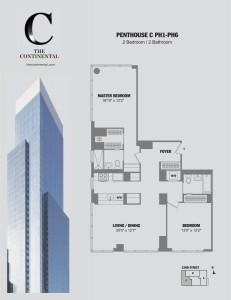 Penthouse C PH1-PH6