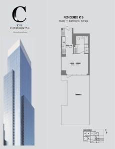 Residence C Floor 9