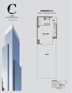 Residence D Floors 9