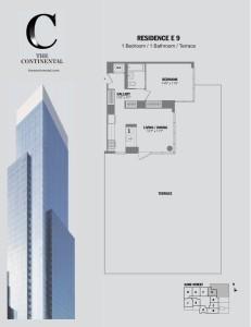Residence E Floor 9