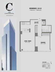 Residence J Floors 10-12