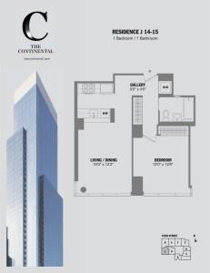 Residence J Floors 14-15