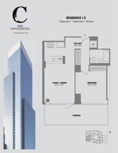 Residence J Floor 9