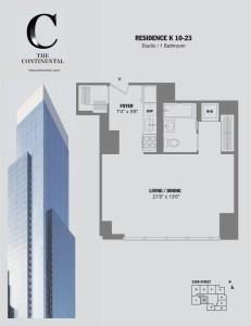 Residence K Floors 10-23