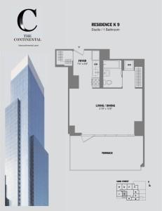 Residence K Floor 9